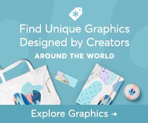Creative Market Partner Banner